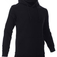 FLATSEVEN Mens Slim Pullover Hoodie Collection (HT01)