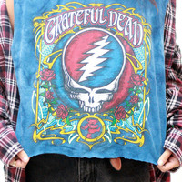 Grateful Dead Crop Top