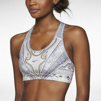 The Nike Pro Arctic Monarch Women's Sports Bra.