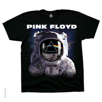 Pink Floyd - Spaceman T Shirt on Sale for $19.95 at HippieShop.com