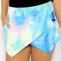 Daring To Dream Skort - Blue