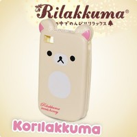 Rilakkuma & Korilakkuma Soft IPhone 4G Case - Kawaii Land