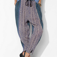 Somedays Lovin Blue Saloon Pant - Urban Outfitters