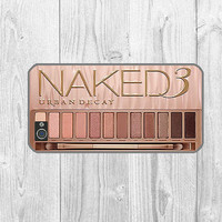iPhone 5 case - iPhone 5c case - Rubber iPhone case - Naked 3 iPhone case - Makeup iPhone case -Pretty -Girl -Girly -Gift -Urban iPhone case
