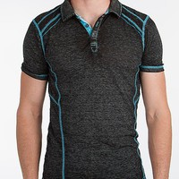 Buckle Black Connection Polo