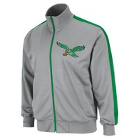 Mitchell  Ness Philadelphia Eagles Goal Post Track Jacket