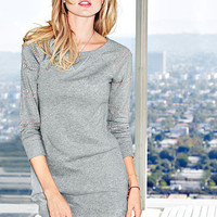 The Supermodel Sweatshirt Dress
