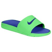Nike Benassi Solarsoft Slide - Men's