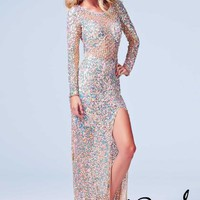 Cassandra Stone 3908A at Prom Dress Shop