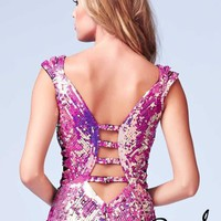 Cassandra Stone 3922A at Prom Dress Shop