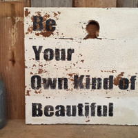 shabby chic barn wood wall hanging decor cottage distressed painting home decor rustic farmhouse handmade quote saying sign wedding gift
