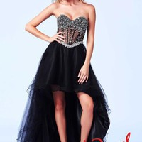 Cassandra Stone 61691A at Prom Dress Shop