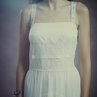 Free People Womens Kristin's Limited Edition Dress - Tea,