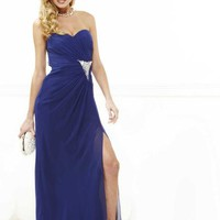 Faviana 7107 at Prom Dress Shop