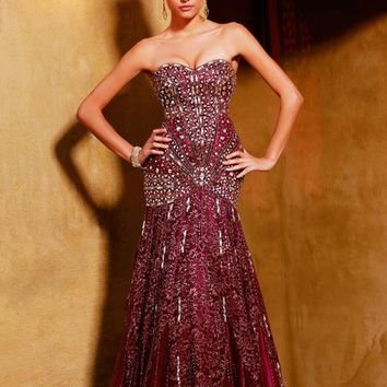 MNM Couture 5908A Dress at Prom Dress Shop