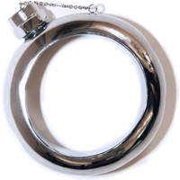 Cynthia Rowley Silver Flask Bangle