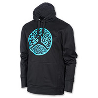Men's Jordan Dominate Branded Circles Hoodie
