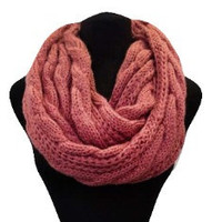 Amazing Quick SALE: Warm and Cozy Big and Thick Infinity Scarf