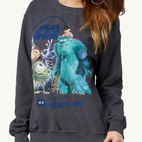 Monsters, Inc. Retro Sweatshirt