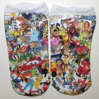 DISNEY MIX SOCKS