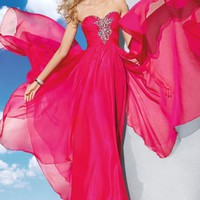 B'Dazzle 35558 at Prom Dress Shop