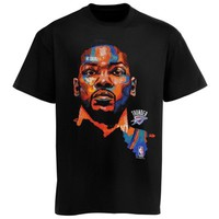 Majestic Kevin Durant Oklahoma City Thunder Deliver the Goods T-Shirt - Black