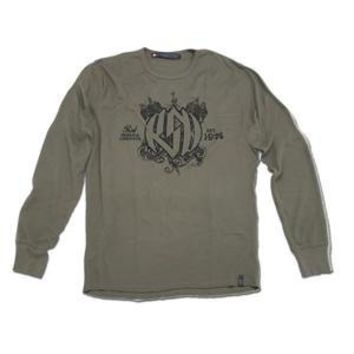 Roland Sands Designs RSD Motor Long Sleeve Shirt - Large/Army