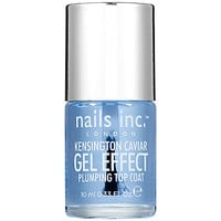 Sephora: nails inc. : Kensington Caviar Gel Effect Plumping Top Coat : top-coat-base-coat-nail-polish