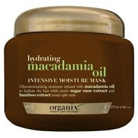 Organix Hydrating Macadamia Oil Intensive Moisture Hair Mask 8-oz.
