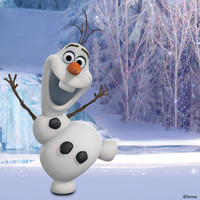 Olaf by Frozen | DecalGirl