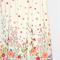 Plum & Bow Garden Shower Curtain - Urban Outfitters