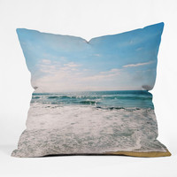 Lisa Argyropoulos Take Me There Throw Pillow