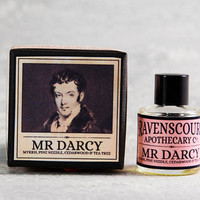 "Men's Cologne ""Mr Darcy"" - Natural Vegan Scent: Myrrh, Pine Needle, Cedarwood and Tea Tree, 10 ml. Alcohol Free."
