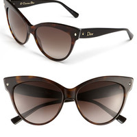 Dior 'Mohotani' 58mm Cat Eye Sunglasses | Nordstrom