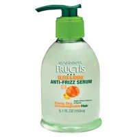 Garnier® Fructis® Sleek & Shine Anti-Frizz Serum For Frizzy, Dry, Unmanageable Hair - 5.1 fl oz
