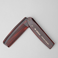 Speert Fold-Away Comb- Brown One
