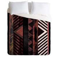 DENY DESIGNS Biome Luxe Duvet Cover