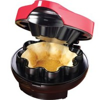 Nostalgia Electrics TSM100 Fiesta Series Electric Tortilla Shell Maker