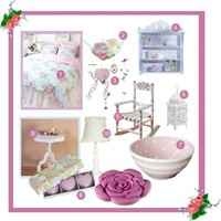 Girly Shabby Chic Bedroom Decor ideas