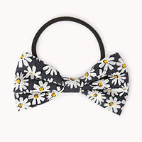 Darling Daisy Bow Hair Elastic