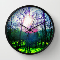 Purity Wall Clock by DuckyB (Brandi)