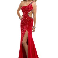 Flirt P9884 at Prom Dress Shop