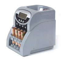 Electric Coin Sorter @ Sharper Image