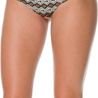 BOYS AND ARROWS CARM THE CONWOMAN BIKINI BOTTOM