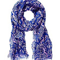 Starlight Floral Scarf
