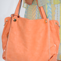 Last Chance Purse: Peach
