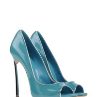 Casadei Pumps With Open Toe - Casadei Footwear Women - thecorner.com
