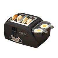 Back to Basic Egg 'N Muffin 4-Slice Toaster/2 Egg Cooker