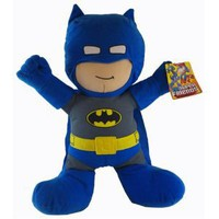 BatMan Plush Toy - DC Super Friends Doll (9 Inch)
