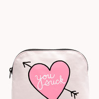 Quirky Small Cosmetic Pouch